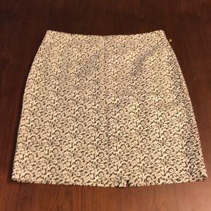 J. Crew Pencil Skirt, Size 10